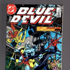 Cómics: BLUE DEVIL 9 - DC 1985 VFN/NM / VS TRICKSTER. Lote 175133999