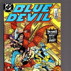Cómics: BLUE DEVIL 10 - DC 1985 VFN/NM / WONDER WOMAN. Lote 175134157