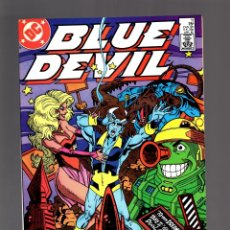 Cómics: BLUE DEVIL 11- DC 1985 VFN/NM. Lote 175134318
