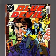 Cómics: BLUE DEVIL 12- DC 1985 VFN/NM. Lote 175134500