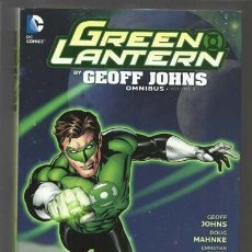 Cómics: GREEN LANTERN BY GEOFF JOHNS, OMNIBUS VOLUME 3, 2016, DC COMICS, IMPECABLE. Lote 175238648