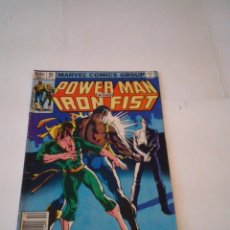 Cómics: POWER MAN AND IRON FIST - NUMERO 86 - COMIC USA ORIGINAL - MBE - GORBAUD -. Lote 175260324