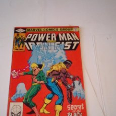 Cómics: POWER MAN AND IRON FIST - NUMERO 82 - COMIC USA ORIGINAL - MBE - GORBAUD -. Lote 175260557