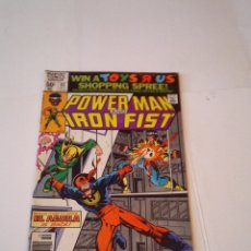 Cómics: POWER MAN AND IRON FIST - NUMERO 65 - COMIC USA ORIGINAL - MBE - GORBAUD -. Lote 175260700