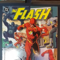 "Cómics: THE FLASH ""ROGUES"" TPB (JOHNS, KOLINS). Lote 175508049"
