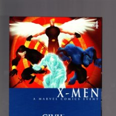 Cómics: CIVIL WAR X-MEN 4 - MARVEL 2006 NM. Lote 175567447