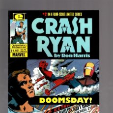 Cómics: CRASH RYAN 2 - MARVEL EPIC 1984 VFN-. Lote 175574314