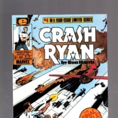 Cómics: CRASH RYAN 4 - MARVEL EPIC 1985 VFN. Lote 175574497
