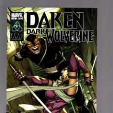 Cómics: DAKEN DARK WOLVERINE 6 - MARVEL 2011 NM / WAY & CAMUNCOLI. Lote 175579350