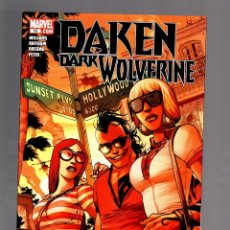 Cómics: DAKEN DARK WOLVERINE 10 - MARVEL 2011 NM / WILLIAMS & BUFFAGNI. Lote 175580102