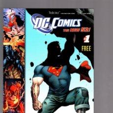 Cómics: DC COMICS THE NEW 52 PREVIEW - DC 2011 VFN. Lote 175603008