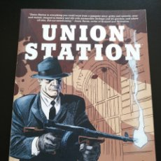 Cómics: UNION STATION TPB. Lote 175622522