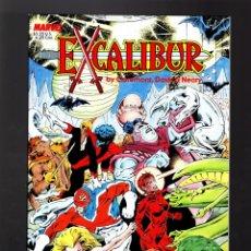 Cómics: EXCALIBUR SPECIAL EDITION # MARVEL 1987 VFN+ PRESTIGE / CHRIS CLAREMONT & ALAN DAVIS / 1ª APARICION. Lote 210435138