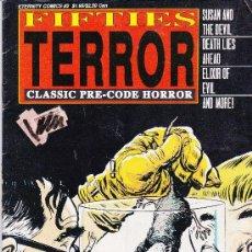 Cómics: FIFTIES TERROR,1988 #2. Lote 175858017