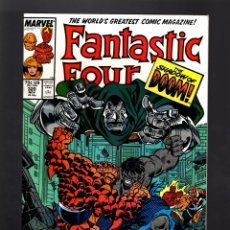 Comics : FANTASTIC FOUR 320 # MARVEL 1988 VFN/NM / DOCTOR DOOM / HULK VS THING. Lote 175913309