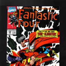 Cómics: FANTASTIC FOUR 339 # MARVEL 1990 NM / WALTER SIMONSON / THOR VS GLADIATOR. Lote 175914249