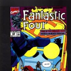 Cómics: FANTASTIC FOUR 340 - MARVEL 1990 VFN- / WALTER SIMONSON / IRON MAN / THOR / VS BLACK CELESTIAL. Lote 175914447