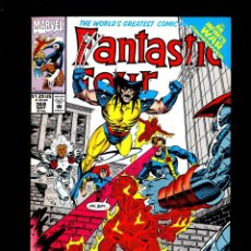 Cómics: FANTASTIC FOUR 368 - MARVEL 1992 FN/VFN / INFINITY WAR. Lote 210670135