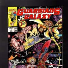 Cómics: GUARDIANS OF THE GALAXY 1 # MARVEL 1990 VFN/NM. Lote 176063899