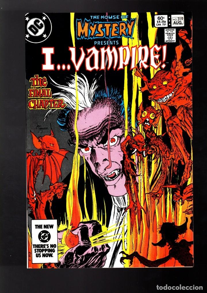 HOUSE OF MYSTERY 319 # DC 1983 VFN- / I VAMPIRE (Tebeos y Comics - Comics Lengua Extranjera - Comics USA)