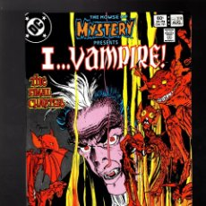 Cómics: HOUSE OF MYSTERY 319 # DC 1983 VFN- / I VAMPIRE. Lote 176069934