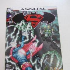 Cómics: ATMAN SUPERMAN ANNUAL Nº 2 EDICION AMERICANA - INGLES USA DC CX24. Lote 176587684