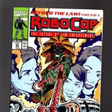 Cómics: ROBOCOP 22 - MARVEL 1991 VFN/NM. Lote 176750792