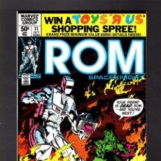 Cómics: ROM SPACEKNIGHT 11 # MARVEL 1980 VFN- / BILL MANTLO & SAL BUSCEMA. Lote 176756208