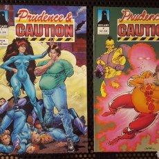 Cómics: COMICS - PRUDENCE & CAUTION (1994) - DEFIANT - CHRIS CLAREMONT - EDICIÓN USA EN CASTELLANO. Lote 176834827