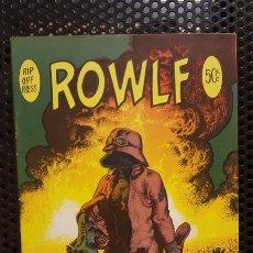 Cómics: COMIC - ROWLF - RICHARD CORBEN - (1971) - RIP OFF PRESS - ORIGINAL AMERICANO. Lote 176837237