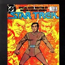 Cómics: STAR TREK 19 - DC 1985 FN+ / SPECIAL WRITTEN BY WALTER KOENIG. Lote 176925934