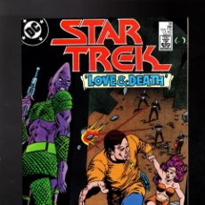 Cómics: STAR TREK 38 - DC 1987 VFN+ / MICHAEL FLEISHER & ADAM KUBERT. Lote 176926349