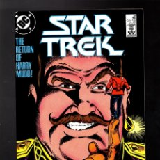 Cómics: STAR TREK 39 - DC 1987 VFN / THE RETURN OF HARRY MUDD. Lote 176926587
