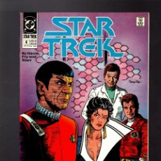 Cómics: STAR TREK 4 - DC 1990 VFN/NM. Lote 176956133