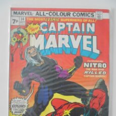 Cómics: CAPTAIN MARVEL # 34 (1974). Lote 176963533