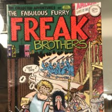 Cómics: THE FABULOUS FURRY FREAK BROTHERS NÚMERO 1. Lote 177057097