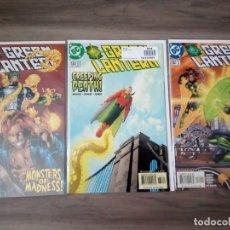 Cómics: DC. GREEN LANTERN VOL.2 NUMEROS 132 AL 134. WINICK Y BANKS. Lote 177073830