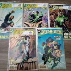 Cómics: DC. GREEN LANTERN VOL.2 NUMEROS 156, 158 AL 161. WINICK Y EAGLESHAM. Lote 177074127