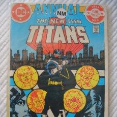 Cómics: THE NEW TEEN TITANS ANNUAL #2 (DC COMICS, 1983). Lote 177140354