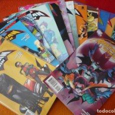 Cómics: BATMAN AND ROBIN NºS 1 AL 16 ETAPA MORRISON COMPLETA (QUITELY) (EN INGLES ) ¡MUY BUEN ESTADO! USA DC. Lote 177140609