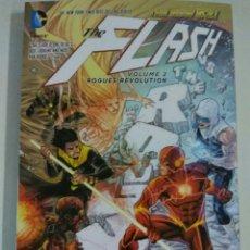 Cómics: LIBRO CÓMIC THE FLASH VOL 2 ROGUES REVOLUTION DC COMICS. Lote 177215164