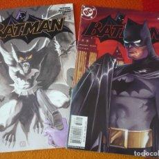 Cómics: BATMAN NºS 626 Y 627 ( WINICK NGUYEN ) ( EN INGLES ) ¡MUY BUEN ESTADO! USA DC 2004. Lote 177220235