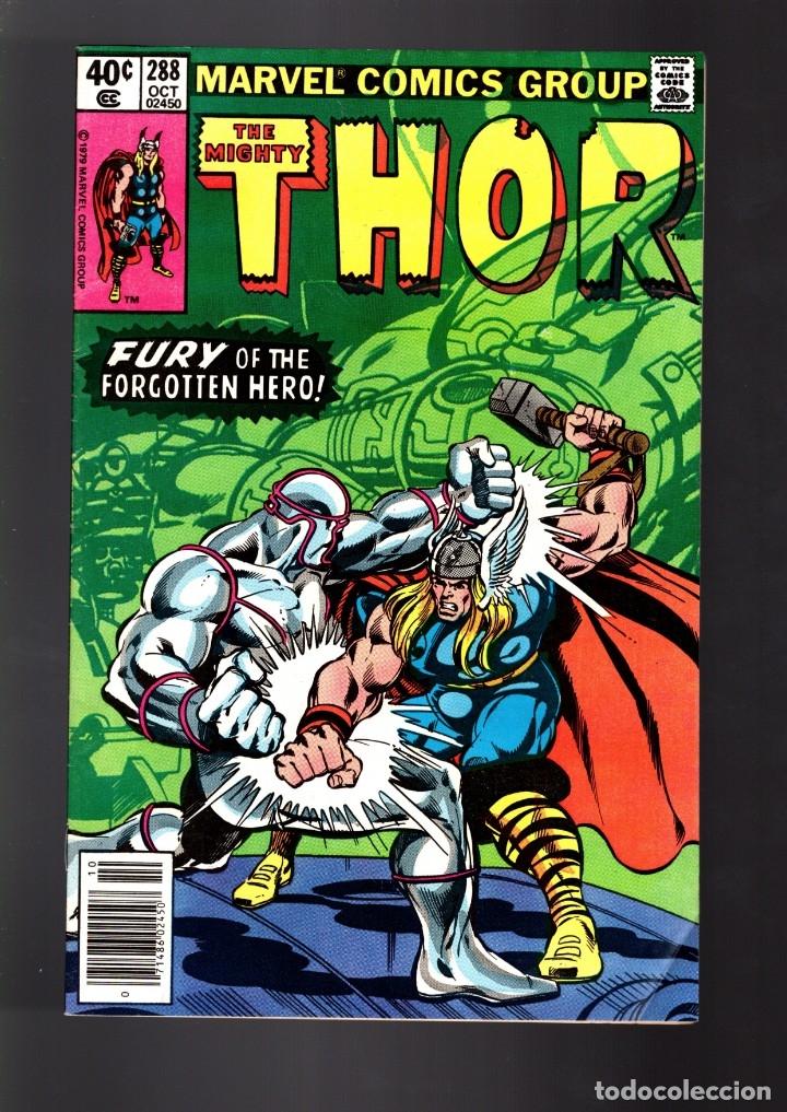 THOR 288 - MARVEL 1979 FN / THOMAS & POLLARD / ETERNALS CELESTIALS SAGA (Tebeos y Comics - Comics Lengua Extranjera - Comics USA)