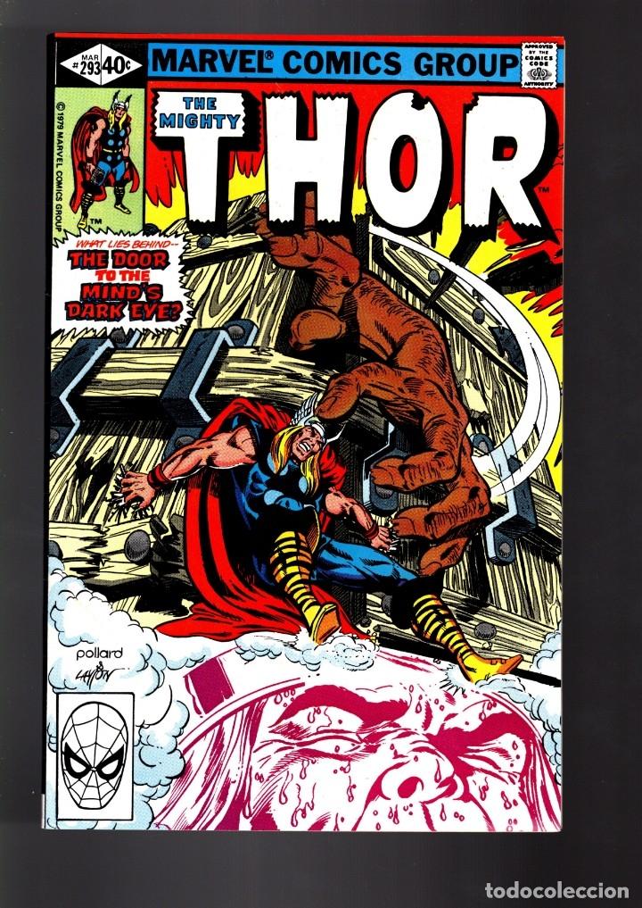 THOR 293 - MARVEL 1980 VFN/NM / THOMAS & POLLARD / ETERNALS CELESTIALS SAGA (Tebeos y Comics - Comics Lengua Extranjera - Comics USA)