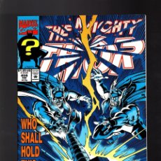 Cómics: THOR 459 - MARVEL 1993 VFN/NM / DEFALCO & FRENZ / VS THOR. Lote 177297973