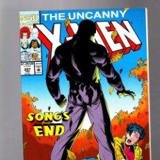 Cómics: UNCANNY X-MEN 297 - MARVEL 1993 VFN+ / LOBDELL & PETERSON / X-CUTIONERS SONG EPILOGUE. Lote 277423158