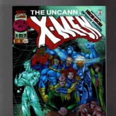 Cómics: UNCANNY X-MEN 337 - MARVEL 1996 VFN/NM / LOBDELL & MADUREIRA / ONSLAUGHT. Lote 177587679