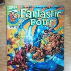Cómics: FANTASTIC FOUR (1997) #15. Lote 177594595