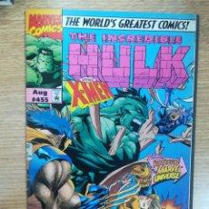 Cómics: HULK (1962) #455. Lote 177594793