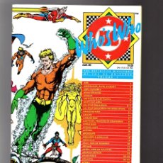 Cómics: WHO'S WHO THE DEFINITIVE DIRECTORY OF THE DC UNIVERSE 1 - DC 1985 VFN. Lote 177764353